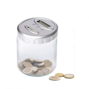 Coin bank Money Jar digital